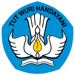 Seal of Ministry of Education and Culture of Indonesia